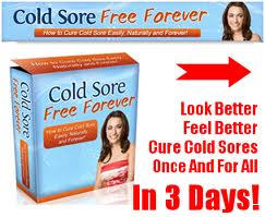 cold sore home remedies